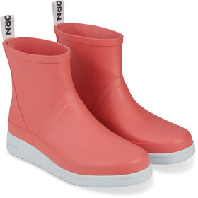 Tretorn W's Viken II Low Rubber Boots Coral